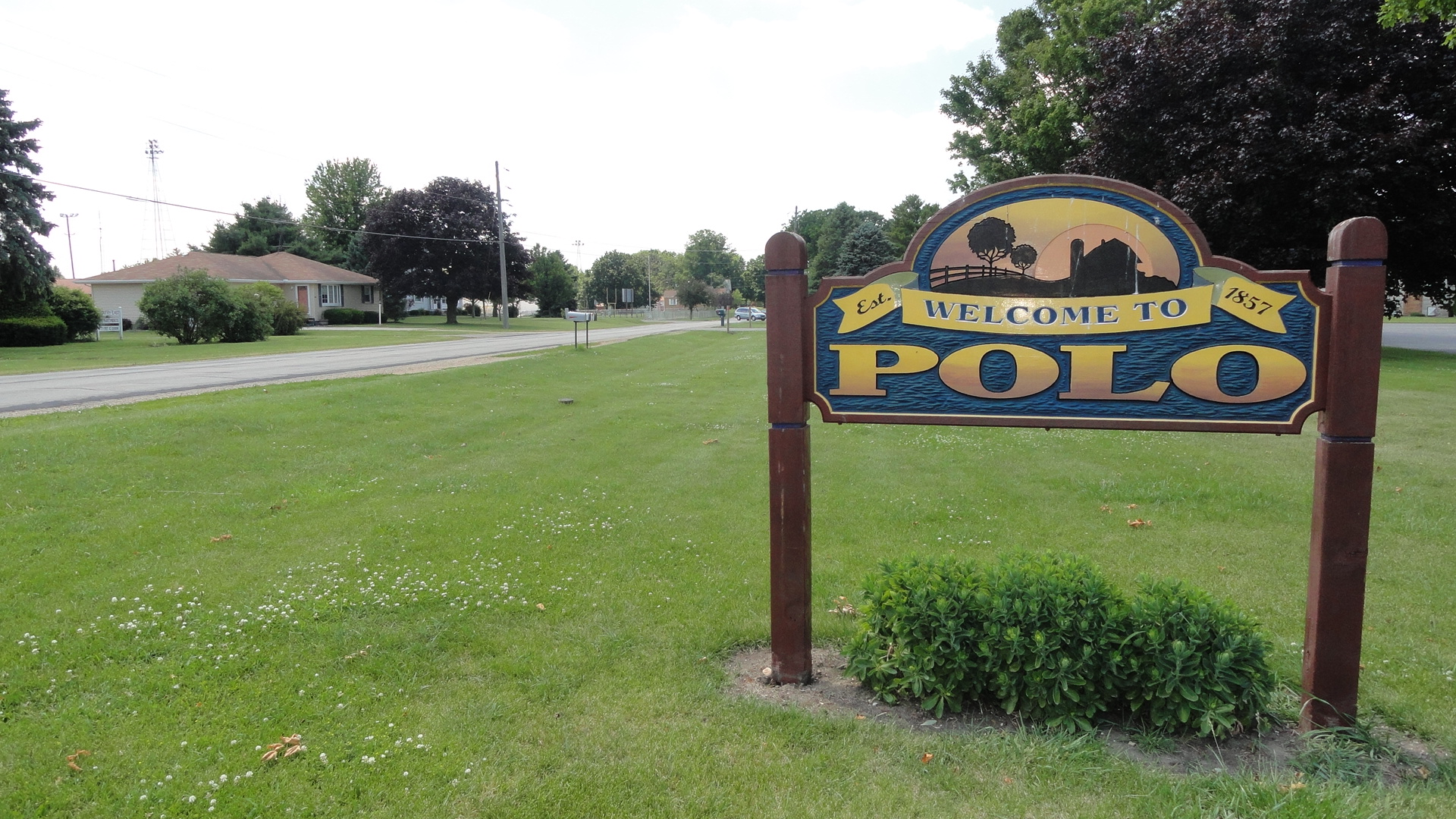 Illinois ogle county polo - Illinois Ogle County Polo 85